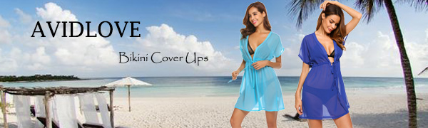 chiffon swimsuit cover ups