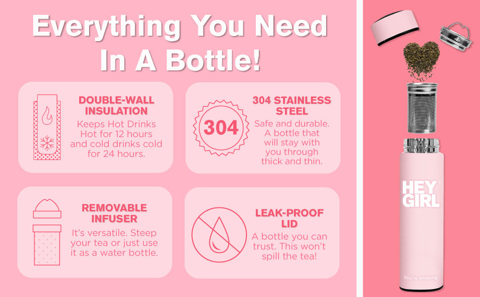 infuser water bottle tea infuser bottle tea infuser insulated tumbler simple modern tumbler