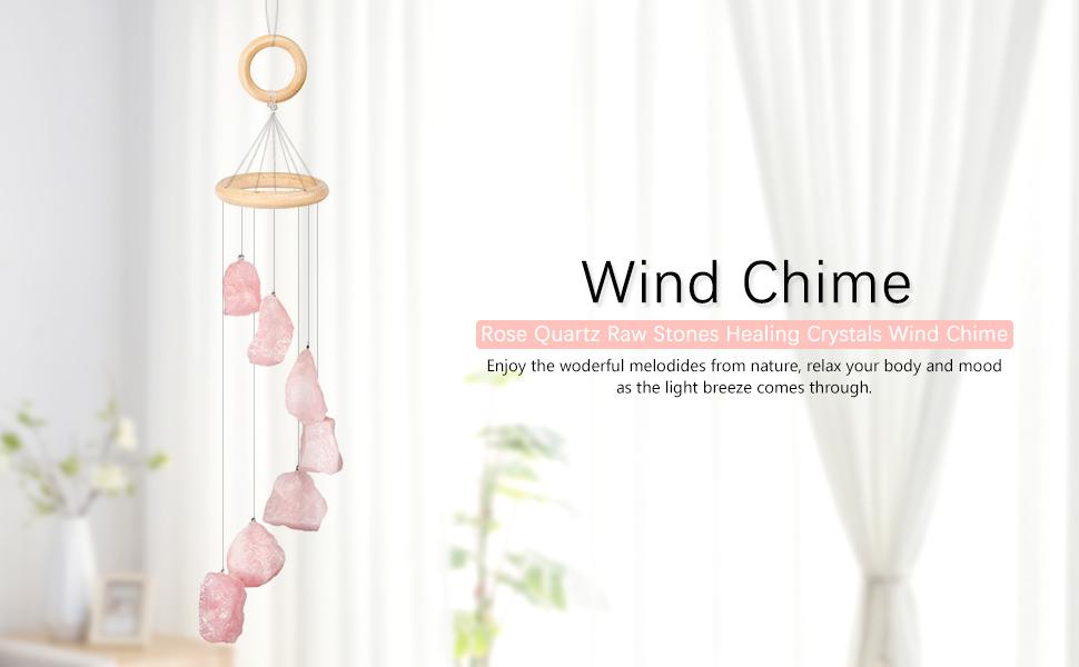 Raw Stones Handmade Windchime