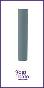 Yogibato Yoga Mat Studio PVC Oekotex 100 - Made in Germany - Antislip & Verontreinigingsvrij