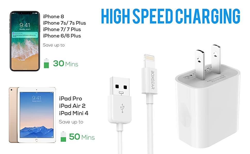 high speed charging