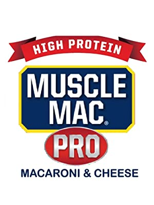 Muscle Mac PRO Probiotic Macaroni amp; Cheese snack meal high protein non-gmo pasta healthy PRO mac'n