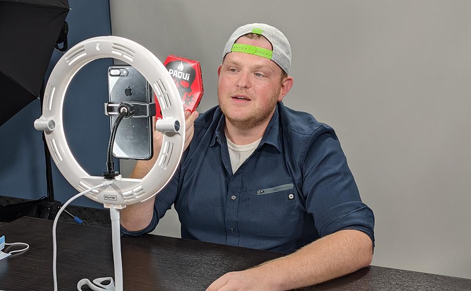 ring light for video, tiktok ring light, video,light for video recording led film lights conference lighting