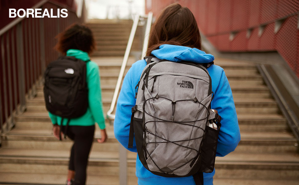 north face backpack, borealis backpack, top loader backpack, the north face backpack