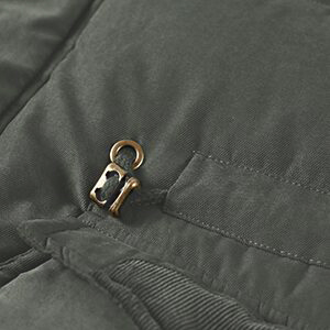 mens jackets with fur hood