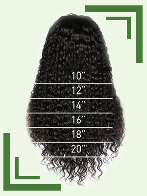 AC clip in hair extensions