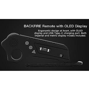 Backfire Galaxy Remote