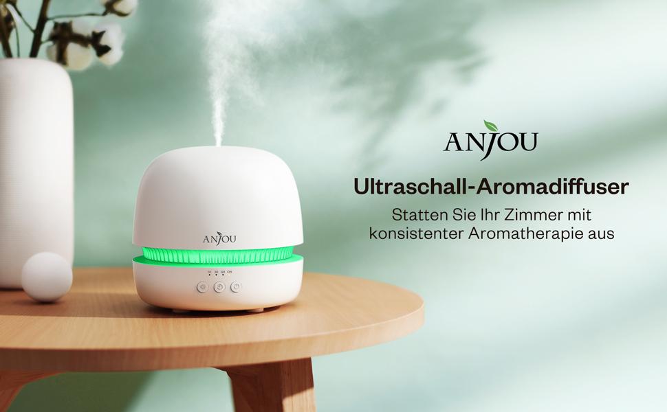 aroma diffuser und oil set