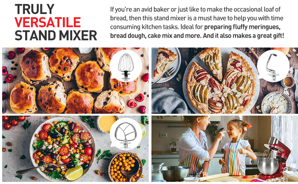 HOME USE STAND MIXER