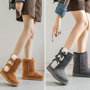 mid-calf snow boots