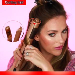 twist curling iron