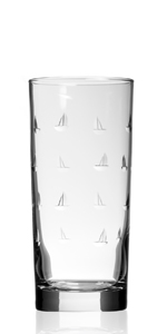 Sailing Highball Glass