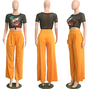baggy pants for women