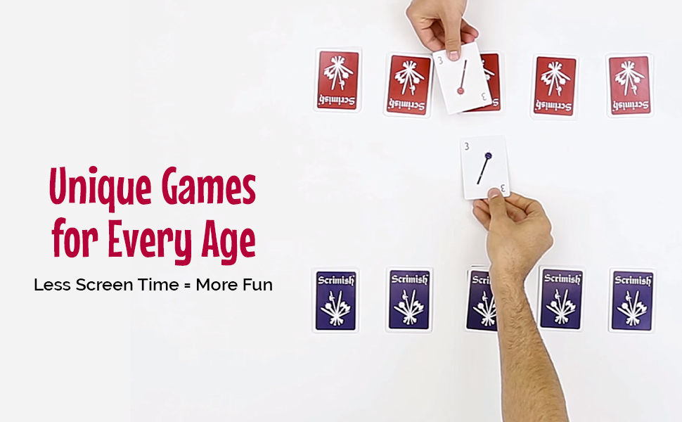 unique games for every age