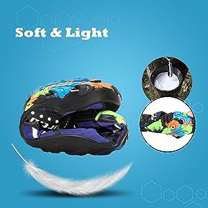Soft & Flexible & Ultralight & Convenience