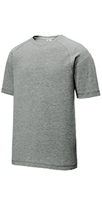Opna Men's Athletic Performance Dry Fit Tri-Blend Shirts
