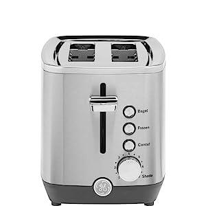 GE 2-Slice Toaster - G9TMA2SSPSS