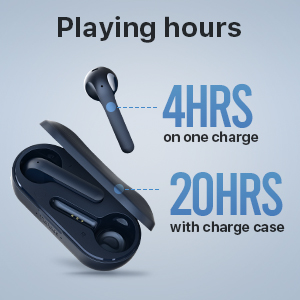 Long Playing Hours & Fast Charging