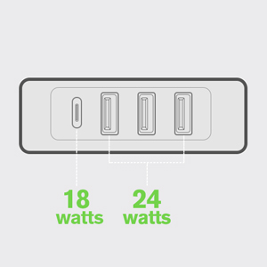 wall charge 16W