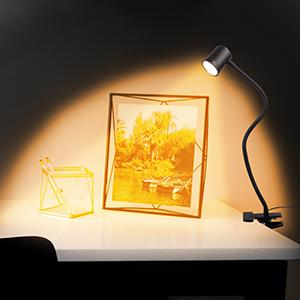 clip reading light