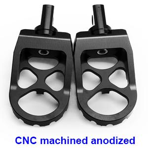 CNC aluminum