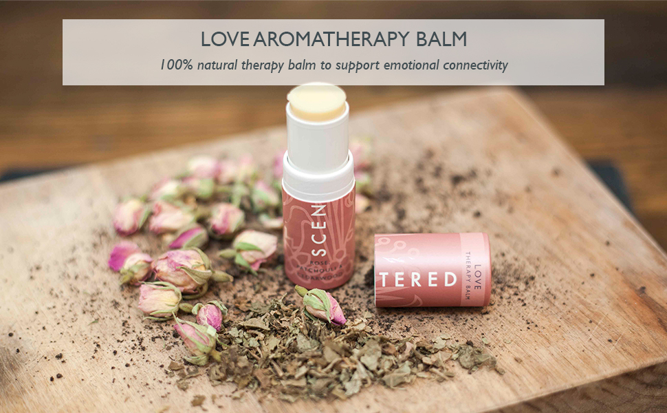 Scentered Aromatherapy Essential Oil Balm Sleep Anxiety Relaxation Stress Relief Aid