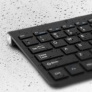 Mini USB Wireless Keyboard