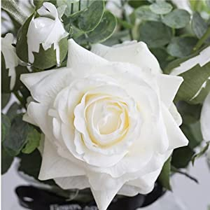 artificial rose