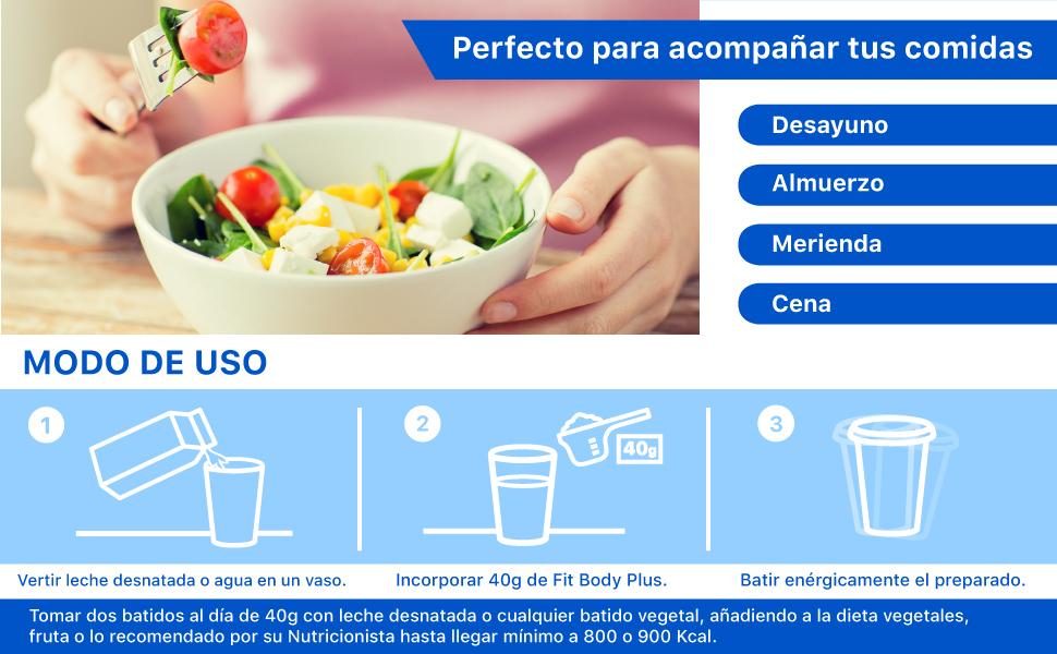 Batido sustitutivo de comida + Vaso mezclador de batido adelgazante. Pack 2 en 1 sustitutivos de comida con proteínas (Vainilla - Cookies 1KG)