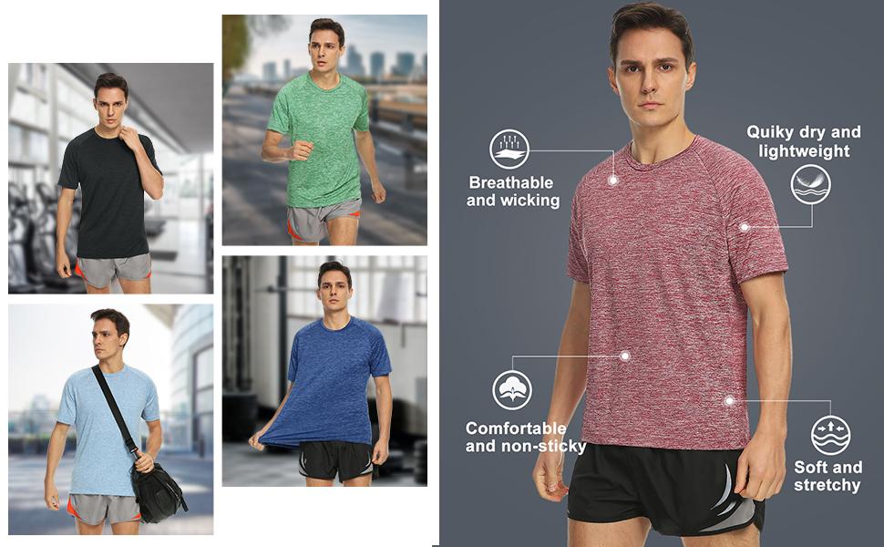 Men's Exercise amp; Fitness Apparel