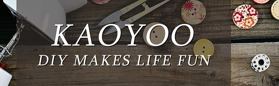 KAOYOO CRYSTAL RHINESTONE CHAIN