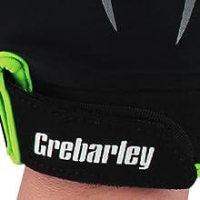 Fahrradhandschuhe herren Radsporthandschuhe rutschfeste und Stoßdämpfende Mountainbike Handschuhe
