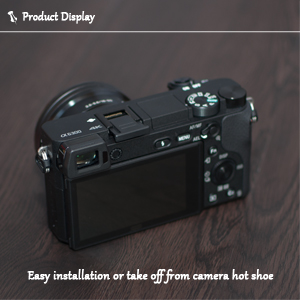 a6500 hot shoe cover