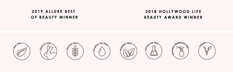 Wander Beauty Award Winning Baggage Claim Eye Masks