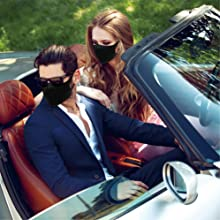 luxury & high quality face mask for driving