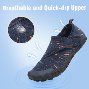 Boys amp; Girls Water Shoes Quick Drying Sports Aqua Athletic Sneakers Lightweight Sport Shoes