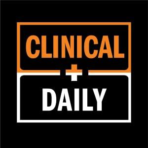 clinical daily logo square