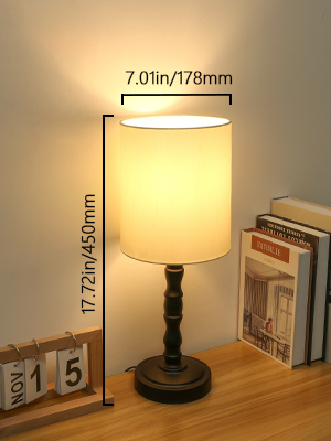 Modern accent lamp