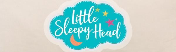 Little Sleepy Head Organic Toddler Pillow