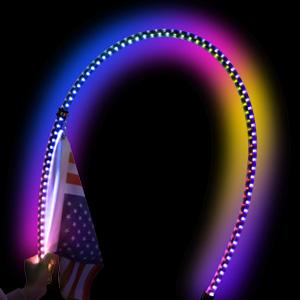 led whip light