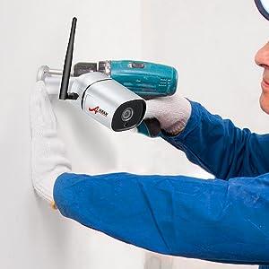 wireless surveillance camera system