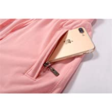 Zipped Pockets