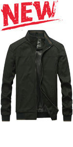 men's flight bomber jacket
