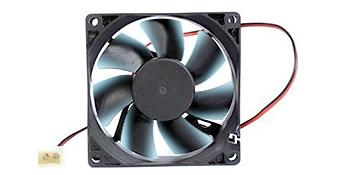 High-speed fan