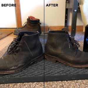 SHOE CLEANER LEATHER