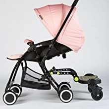 baby stroller glider board
