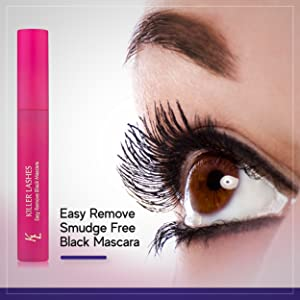 mascara black easy remove kl killer lashes