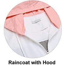 raincoat women with hood