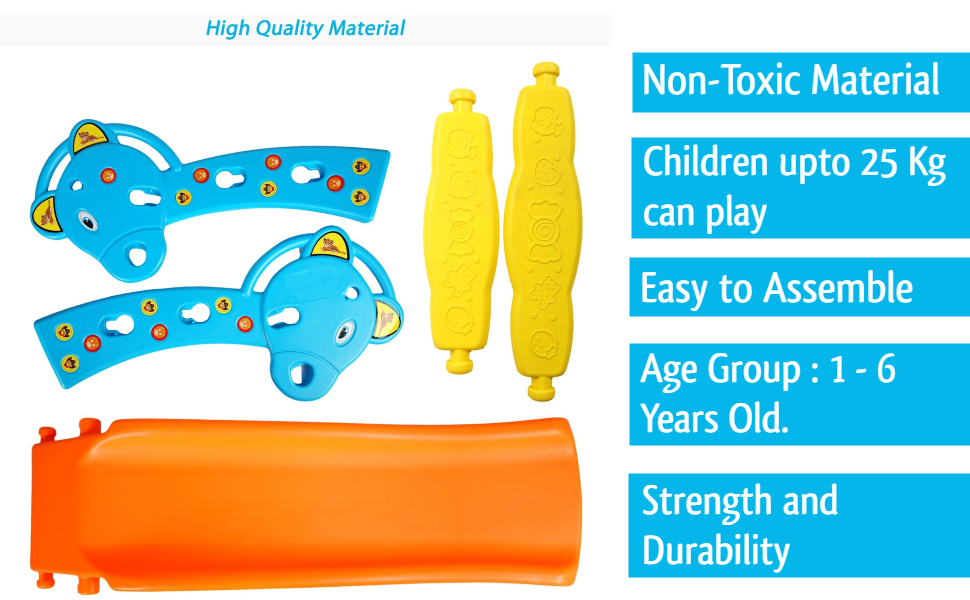 Nara Toy Slide for Kids