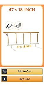 bedside rails for seniors